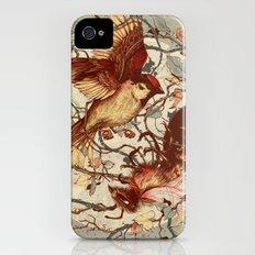 Honey & Sorrow (grey) iPhone (4, 4s) Slim Case