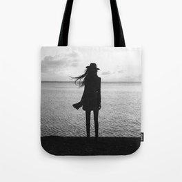 Violet Ell Tote Bag