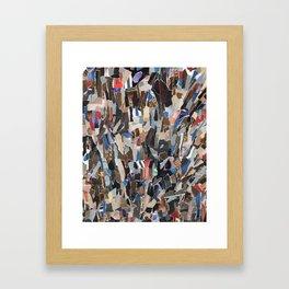 Mere Technology Framed Art Print