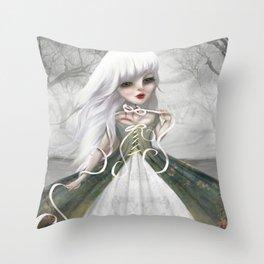 Jeanne Throw Pillow