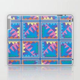 Mountain Puzzles Pastel Laptop & iPad Skin