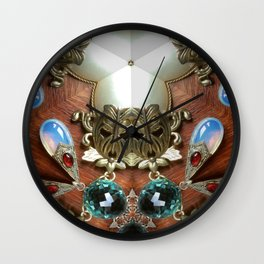 Double Think Wall Clock