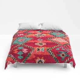 18 - Traditional Colored Epic Anthique Bohemian Moroccan Artwork Comforters