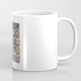 50 Nintendo Games Coffee Mug