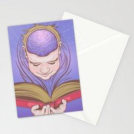 Reading Nirvana Stationery Cards