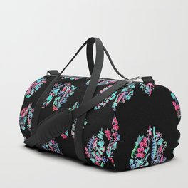 Breathing in the Cold Duffle Bag