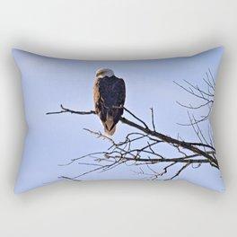 Good Morning, Eagle! Rectangular Pillow