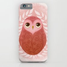 Pink Owl Slim Case iPhone 6s
