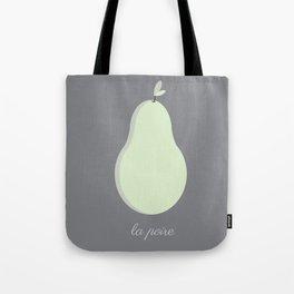 La Poire Tote Bag