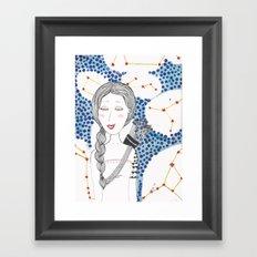 Sagitarius Framed Art Print