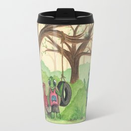 Two Twin Turtles Travel Mug
