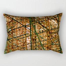 woven Rectangular Pillow