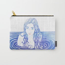 Water Nymph LIII Carry-All Pouch