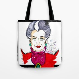 Lady Tremaine wicked step-mother Tote Bag