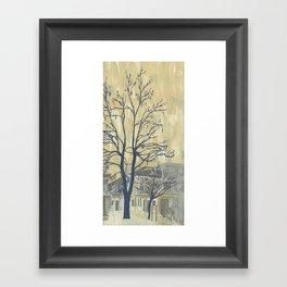 Queen & Balsam Framed Art Print