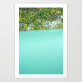 Lake Clark Art Print