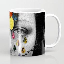 Butterfly Jewel. Coffee Mug