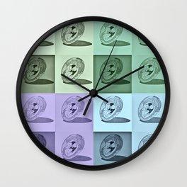Hatchling Peeper Wall Clock