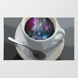 galaxy coffee Rug