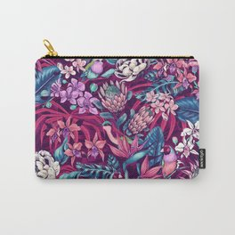 Stand Out! (ultraviolet) Carry-All Pouch