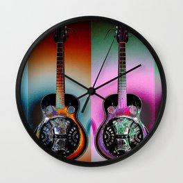 The Resonator Wall Clock