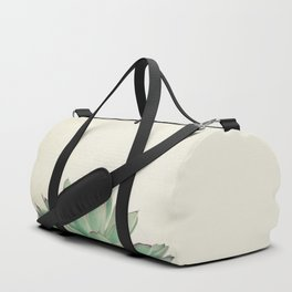 Echeveria Duffle Bag