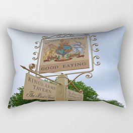 Kings Arm - Good Eating Rectangular Pillow