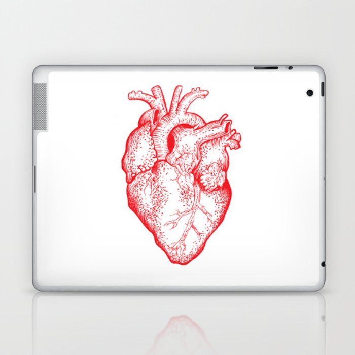 Heartless Laptop & iPad Skin