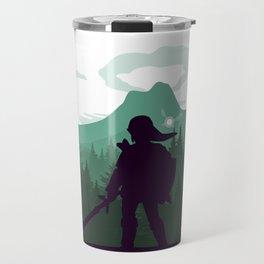 The Legend of Zelda - Green Version Travel Mug