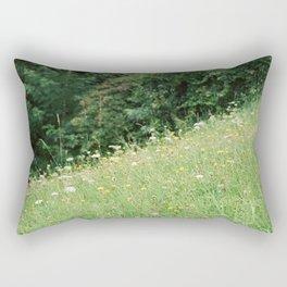 Wildflowers 2 Rectangular Pillow