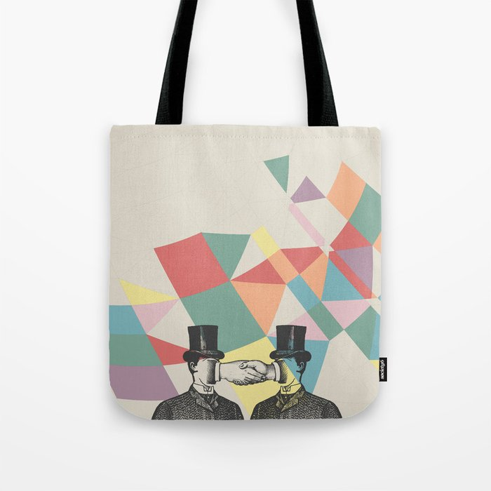 Join Hands Tote Bag