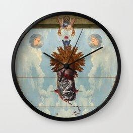 SOL INVICTUS - MITRE - Wall Clock