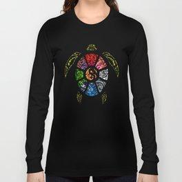 Bagua Turtle Long Sleeve T-shirt