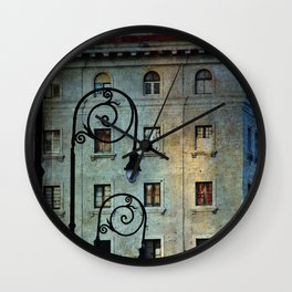 Malecon Wall Clock