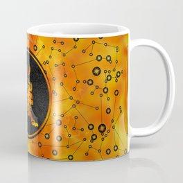 Leo Zodiac Fire element Coffee Mug
