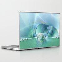 heaven Laptop & iPad Skins featuring Heaven by Christine baessler