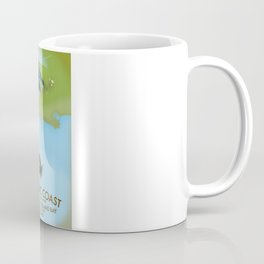 Jurassic Coast Southern England. Coffee Mug