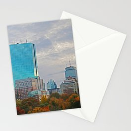 BOSTON STAND UP Stationery Cards