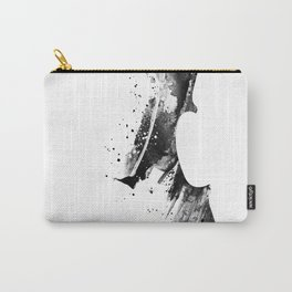 The black violin Carry-All Pouch