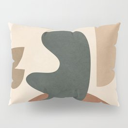Abstract Minimal Art 28 Pillow Sham