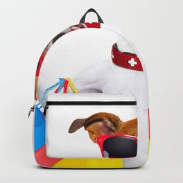 Shopping Dogg Backpack