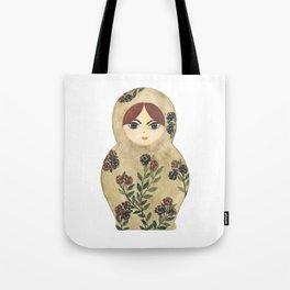 Matryoshka Doll #2 Tote Bag