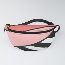 Colorful Pop Window Fanny Pack