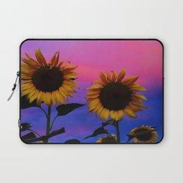 Sunflower Daydream II Laptop Sleeve