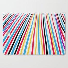 Finite Color Cutting Board