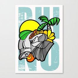 Rhin Canvas Print