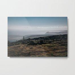 Hawaii Hills Metal Print