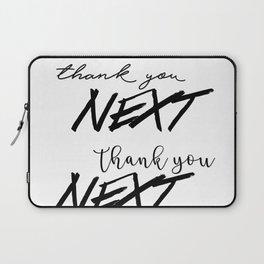 thank u, next Laptop Sleeve