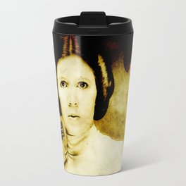 Vintage Leia Travel Mug