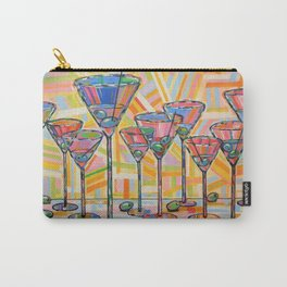 Martini Hour Carry-All Pouch